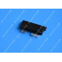 Female 13 Pin Black SATA Data Connector , 1.0A Vertical Mini SATA PCB Connector Manufactures