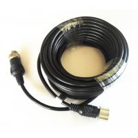 Male To Female Connector Reversing Camera Extension Cable For Monitor Manufactures