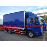 Quality Factory customized best price JAC 4*2 LHD freezer refrigerator van truck for sale,Wholesale JAC 4tons cold room truck for sale