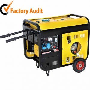0.5KW-10KW portable gasoline generator set Manufactures