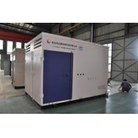 Integrated Compressed Natural Gas Filling Stations 1000Nm3 With Motor Direct Driving