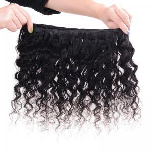 Wholesale Virgin human curly  hair extension,100 human hair Manufactures