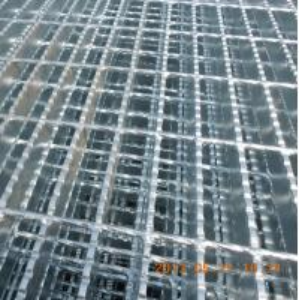 Galvanized steel heavy duty grip strut grating Manufactures