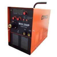 MIG250P Pulse Aluminum Welding Machine 9.2KVA with Digital Control Easy to Move Manufactures
