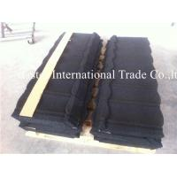 Water Proof Stone Coated Roof Tile Machine / Equipment With Pressing System Manufactures