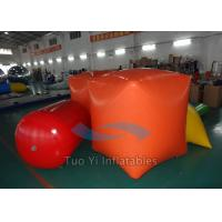 Quality Customized Inflatable Buoy / Finish Line Buoy for Racing Event for sale