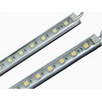 Energy saving smd Rigid flexible led strip lights 12v with Low power consumption Manufactures