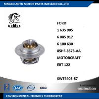 FORD MOTORCRAFT Auto Thermostat 1635905 6085917 6100630 85HF-8575-AA SWT4403-87 Manufactures
