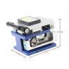 Optical Fiber Cutter For Ftth Fiber Cable , High Precision Fiber Optic Cleaver Tools Manufactures