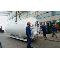 Cryogenic Movable Tank Manufactures