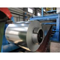 High Strength G 550 Galvanized Steel Coils Full Hard 600 - 1250mm Width Zero Spangle Manufactures