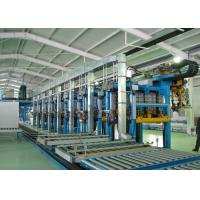 Cabinet Foaming Line Automatical For Refrigerator Assembly Line With Long Life , Speed Adjustable Manufactures