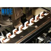 Automatic Bldc Stator Winding Machine , Brushless Motor Coil Winding Machine Manufactures