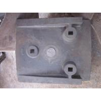High Cr Cast Iron Mill Liners Wear Resistance Parts OEM Impact Value More than AK5J Manufactures