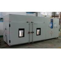 Quality Air Cooled Walk In Chamber , Temperature Humidity Climatic Chamber for sale