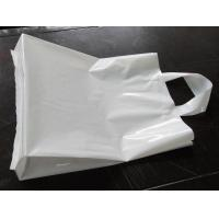 Fashionable White Low Density Polyethylene Bags White Ribbon Manufactures