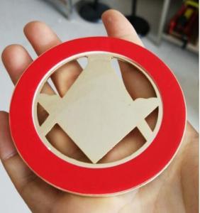 Custom Made Funny Metal Auto Chrome 3D Car Emblems&Car Badges Manufactures
