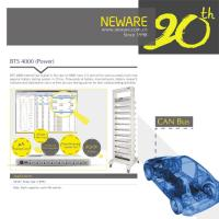 Double Range Neware Battery Testing System , Battery Charge Discharge Test Equipment 5V 20mA Manufactures