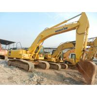 PC300 - 7 Komatsu Second Hand Excavators 30 Ton Weight Year 2009 With CE Manufactures