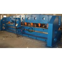 7500 Watt Horizontal Industrial Edge Milling Machine With Hydraulic System Manufactures