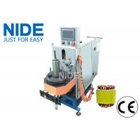 Induction Motor Stator Coil Lacing Machine /  Single Head Interval Slot Lacing Machine Manufactures