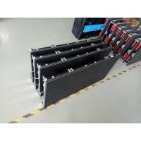 Quality P5.95 Outdoor LED Displays Rental Cabinet High Brightness Hire Stage Background for sale