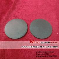 China PCD cutting tool blank for diamond cutting tools  gina@moresuperhard.com on sale