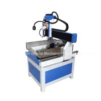 600*600mm Cast Iron CNC Metal Carving Machine with 4th Axis DSP Control Manufactures