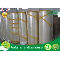 High Strength BOPP Film and Water-based Acrylic BOPP Jumbo Rolls For Carton Package Manufactures