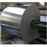 Soft Temper Laminated Aluminum Foil Alloy 1235 For Food Package / Medical Manufactures