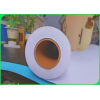 24 Inch 36 Inch Plotter Paper Roll For Garment Plotter Machine Manufactures
