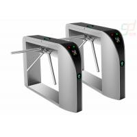 Fingerprint Security Waist Height Turnstile Attendance Railway Station Barrier Manufactures