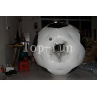 PVC / TPU Transparent Inflatable Bumper Ball For Kids And Adults / Body Bumper Ball Manufactures