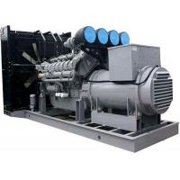 Brushless Perkins Perkins Diesel Genset 1600KW / 2000KVA Prime Power For Industrial Manufactures