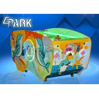 Two Kids Playground Mini Hockey Table Video Arcade Game Machines for Auto Show Manufactures