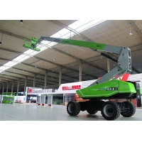 Buy cheap Diesel Drive 27m Telescopic Boom Supported Elevating Work Platforms from wholesalers