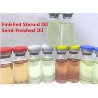 Mixed Semi - Finished Injectable Anabolic Steroids Liquid Tren Tri Tren 200mg / Ml Manufactures