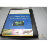 Easy Plant Garden Plant Accessories Weed Barrier Fabric With Planting Hole Manufactures