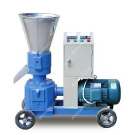 Flat Die Pellet Mill for Fuel Pellets Manufactures