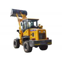 Hydraulic Tractor Front End Loader 920 Bucket Capacity 3750kg With 1 ton Rated Load Manufactures