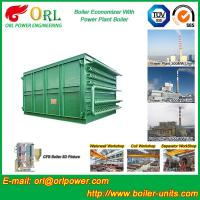 Heat Insulation Boiler Stack Economizer In Thermal Power Plant Diesel Fuel Manufactures