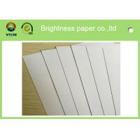Grade AA  White Back Duplex Board Recycle Wood Pulp Paper For Packing