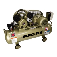 1hp 0.75kw 40L Reciprocating Piston Air Compressor / Gas Powered Air Compressor Manufactures
