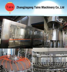 PET or Glass Bottle Fruit Juice Hot Filling Machine Turn-key Project Manufactures