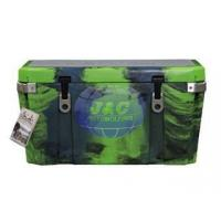 Camo Color Rotational Molded Cooler , Rotary Plastic Moulding Insulated Boxes