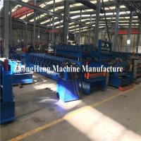 Quality Double Deck Glazed Tile Roll Forming Machine With Hydraulic Motor Control 25m/Min for sale