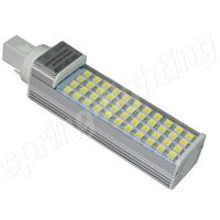 Buy cheap 8 W G24 LED PLC Lamp 4000K Natural White 90V - 260V With 3 Year Warranty from wholesalers