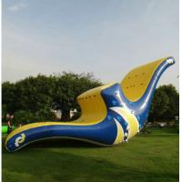 Quality Fireproof PVC Inflatable Water Toys , Inflatable Water Sports 5L x 2.4W x 1.8H Meter for sale