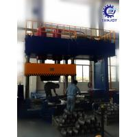 High Precision Copper Elbow Cold Forming Machine Hydraulic Servo System ISO Approved Manufactures