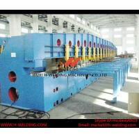 Gas Cylinder Powered Edge Steel Sheet Milling Machine 5m/min High Speed Manufactures